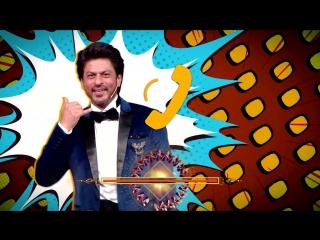 62nd Filmfare Awards - SRK and Kapil Phone Call - Promo