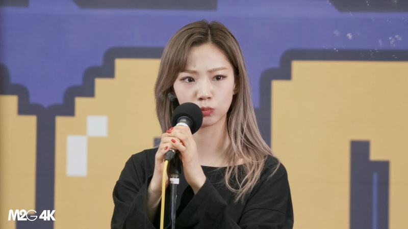 [Fancam] 190109 IDOL RADIO @