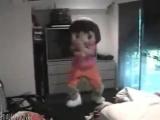 Dora at Hoseoks house waiting for him to make a move