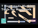 7 Homemade Marking Tools for Woodwork.