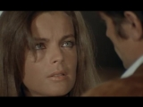 Romy Schneider and Alain Delon - Le Piscine (1969) Scene