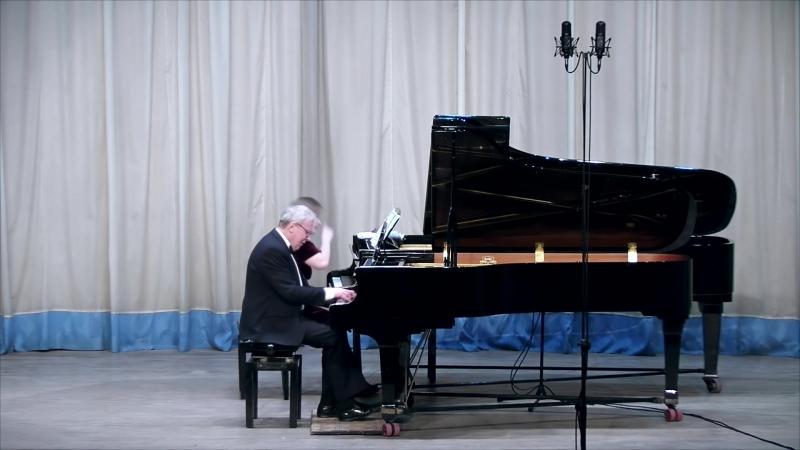 Фортепианный дуэт Евгений Валов-Татьяна Пушина