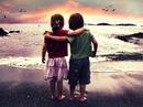 Чтобы помочь другому человеку, не обязательно быть сильным и богатым…