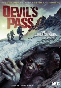 ����� �������� ������� / The Dyatlov Pass Incident (2013)