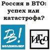 Россия в ВТО: успех или катастрофа?