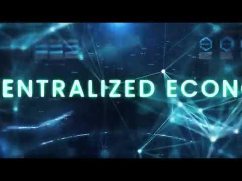 Athero - A revolutionary decentralized digital economy.