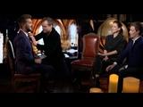 Fantastic Beasts Grindelwald Interviews - Redmayne, Ezra Miller, Law, Waterston, Kravitz,Claudia Kim
