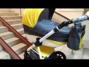 Техника коляски Выпуск 8 Управление коляской Заезд на пандус