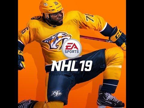 Трtйлер NHL 19 и моё мнение о новой части легендарного симулятора