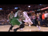 Kyrie Irving Behind the Back Ball Fake - May 23 2017 Cavaliers vs Celtics Game 4 Eastern Finals