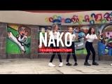 SHUFFLE   Влада Романова   Dance Studio NAKO