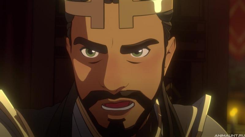The Dragon Prince Принц Дракон 3 серия Озвучка Eva Lёlik time Veda Akkakken Berofu AniMaunt MVO