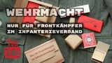 Wehrmacht rations Only for Front Line Infantry Troops ENG SUBS