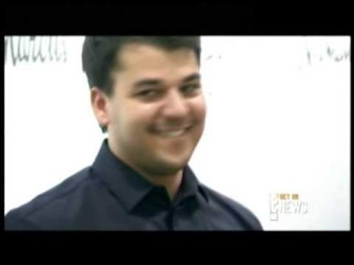 Rob Kardashian on E! News