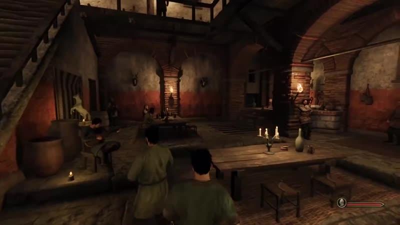 Mount Blade II Bannerlord тизер кампании для Gamescom 2018