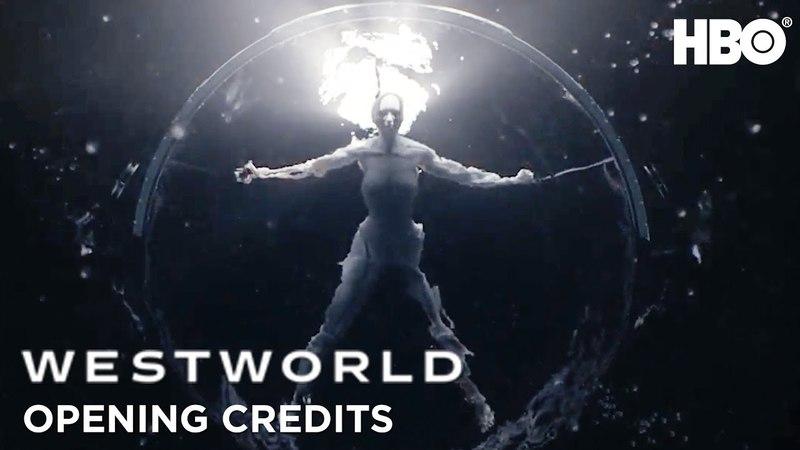 Westworld | Season 2 Opening Credits | HBO/Заставка второго сезона сериала Мир Дикого Запада