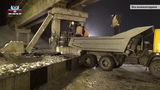 В Донецке диверсанты подорвали железнодорожный мост
