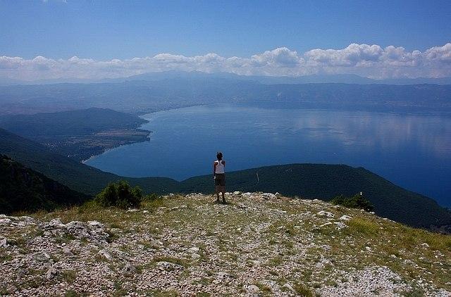 охридське озеро