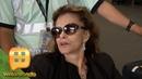 ¿Qué hacía Lucía Méndez en silla de ruedas Ventaneando