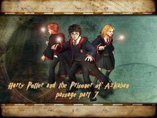 Гарри Поттер и узник Азкабана прохождение часть 7