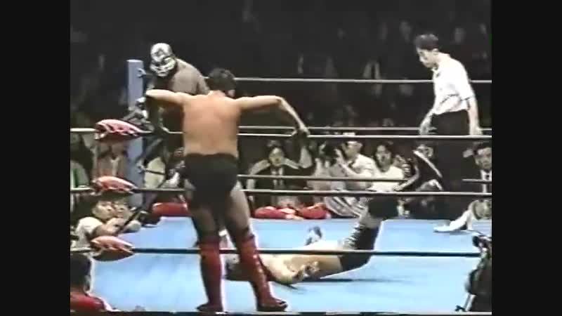 1996.12.22 - NTV All Japan Pro Wrestling Relay