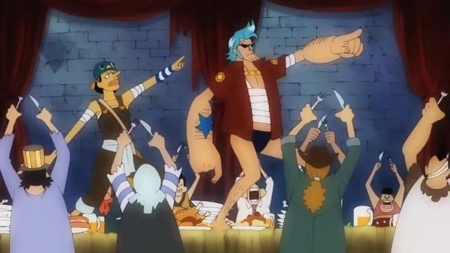 Ван Пис / One Piece (Колян танцует лучше всех)