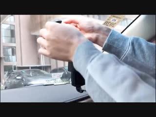 Держатель для телефона в авто обзор.