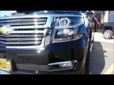 2015 Chevy Tahoe Review & Walk Around - 2015 Chevrolet Tahoe LTZ First Look, Features & Updates