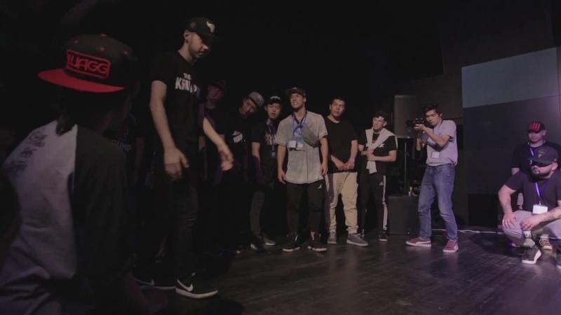 Sage vs Playa X | MAKE NOIZE 2018 | BOYZ PRO | SEMIFINAL