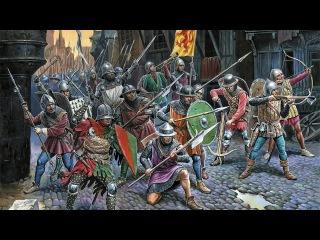 MB Warband 1429 la Guerre de Cent Ans Налёт, рэкет, убийство или назад в 90-е 13