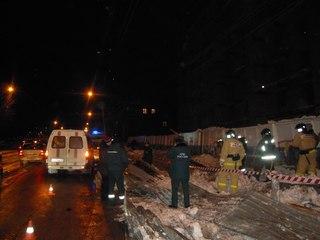 В Новосибирске пешеход спровоцировал серьезное ДТП