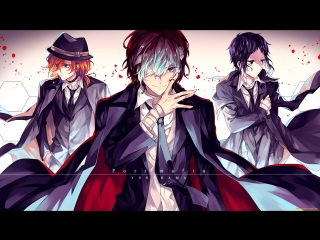 ★Бродячие псы {клип}★Bungou Stray Dogs {AMV}★la bastille★