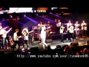 Ли Мин Хо поет песню say Yes - My Everything Global Tour in Taipei с фанкамеры
