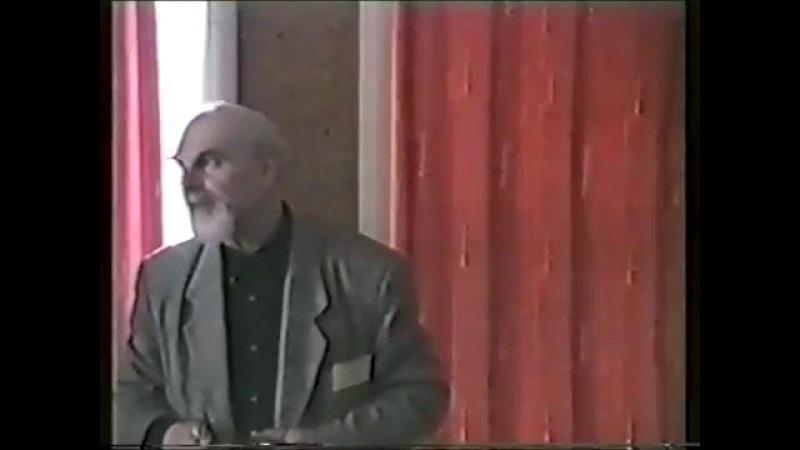 Дух и Материя(2 часть).Деперсонализация(1 часть).Лекция М.Е. Бурно.