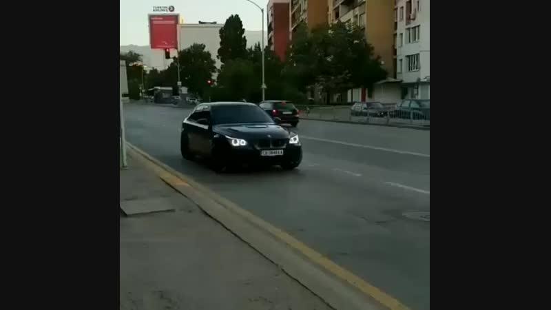 BMW Е60 530