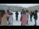 Танцы на Дворцовой. Масленица. 18.02.18
