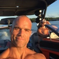 Brian Patrick Wade on Instagram Ending the weekend just right! Low key cruise with my woman @brookierock !! #lakelife #lovemylife #love #actor #...