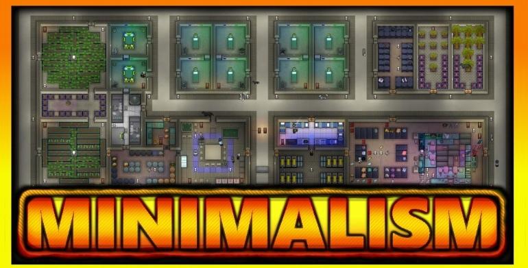 Minimalism - Сборка модов для Rimworld (Релизной версии)