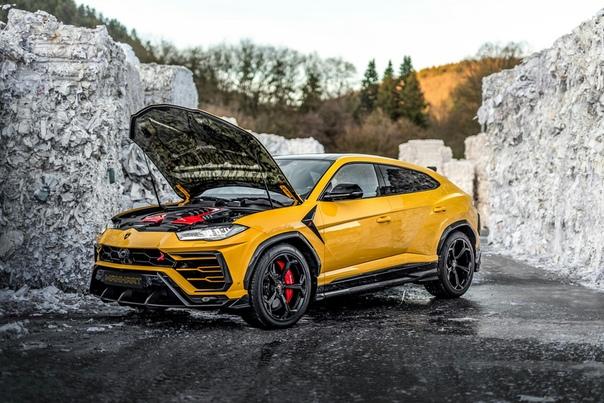 Lamborghini Urus by Manhart SMOTRA.RU·вчера в 18:53Немецкая мастерская Manhart Performance представила программу доработок для Lamborghini Urus. Кроссовер получил более мощный модернизированный