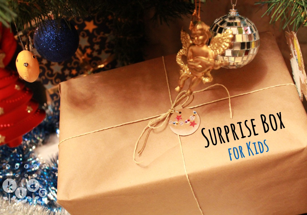 Подарки и сюрпризы ребенку на Новый год Идеи для детской 56