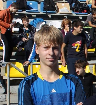 Арсений Бондаренко, 17 февраля 1999, Хабаровск, id225038086