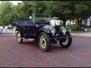 1915 Packard 7 Passenger Touring Model 125 Twin Six Engine on My Car Story with Lou Costabile
