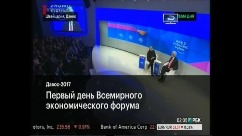 БелБизнесЧенел (18.01.2017) Зависание канала