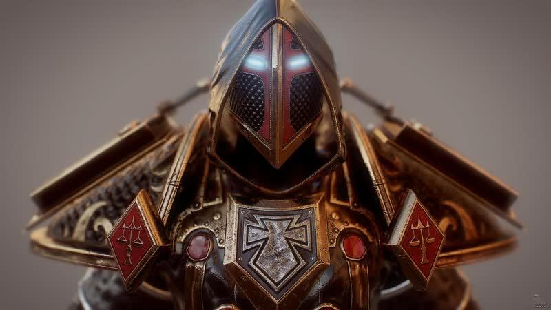 World of Warcraft BFA Качаем Паладина