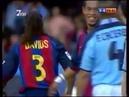 Season 2003/2004. RC Celta Vigo - FC Barcelona - 1:0