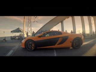 Final Round  McLaren 650s vs. Porsche GT3