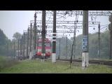 ЭП10-002 с поездом 60 София - Москва
