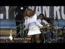 Destiny's Child - Survivor,Girl Medley live 8