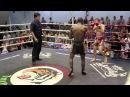 Ncedo Nintendo Gomba Tiger Muay Thai vs Philippe Singpatong @ Bangla Boxing Stadium 17 5 2013