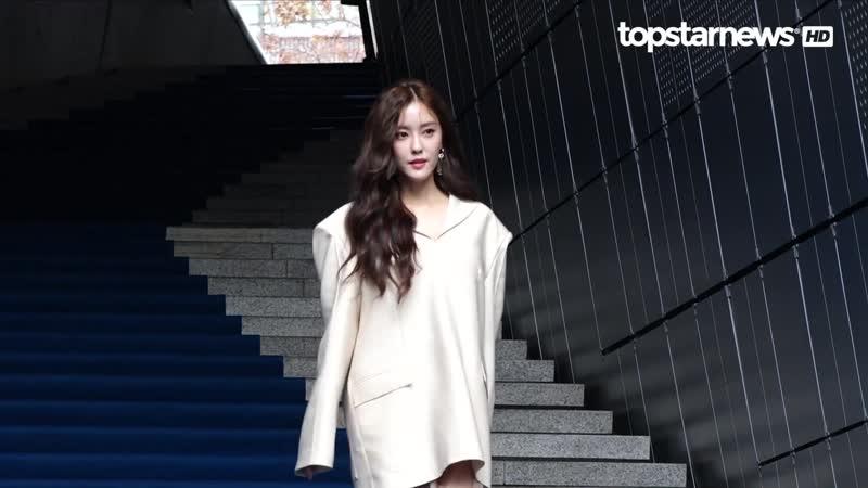 [FANCAM] 190321 Hyomin - 2019 Seoul Fashion Week - YCH